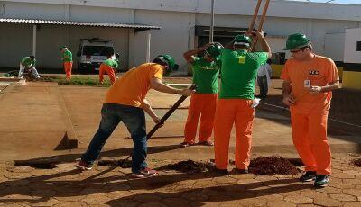 Com foco no mercado profissional, capacitações na construção civil são oferecidas a detentos de MS