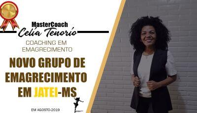 Alô Jateí: Célia Tenorio vai montar um grupo de Emagrecimento em agosto, Veja como participar