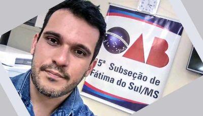 Família do Advogado Helton pede orações à comunidade de Fátima do Sul e região