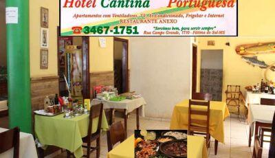 Feijoada completa neste sábado, 24, no Hotel Cantina Portuguesa de Fátima do Sul