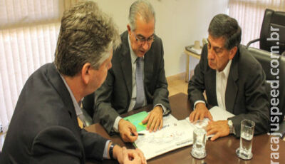 Governador diz que Bolívia quer posto alfandegário em MS