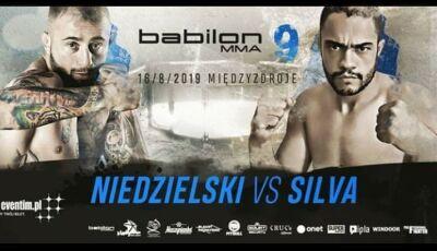 Deodapolense disputa o Babilon MMA 9 na Polônia nesta sexta-feira (16)