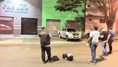 Proprietário de comércio automotivo em Ponta Porã é executado a tiros