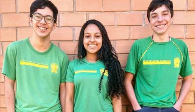 UFGD seleciona alunos de Fátima do Sul para participarem da Olimpíadas de Neurociências