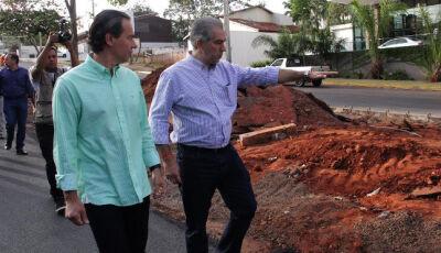 Governador acompanha apresentação do calendário festivo dos 120 anos de Campo Grande
