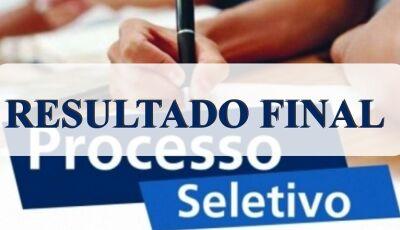 Confira a relação de aprovados do resultado final do Processo Seletivo da prefeitura de Vicentina