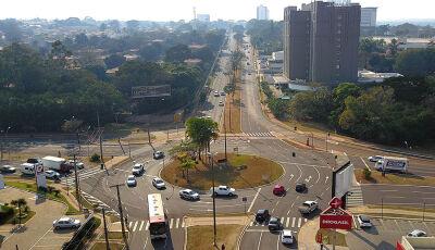 Inovador, projeto de semáforos em rotatória trouxe eficiência ao trânsito e reduziu acidentes