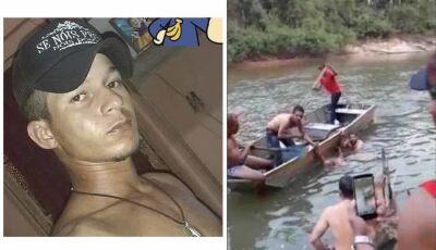 Gloriadouradense morre afogado em rio de Mato Grosso