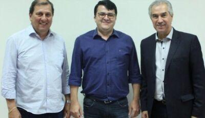PSDB soma 44 prefeitos dos 79 no MS com chegada de Marquinhos do Dedé prefeito de Vicentina