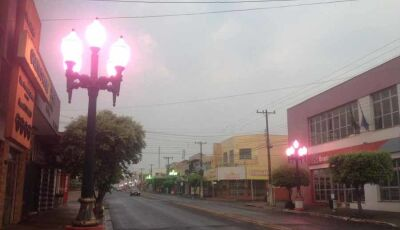 Chuva diminui a temperatura, mas calorão deve continuar em Fátima do Sul
