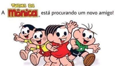 """Mauricio de Souza denuncia golpe com """"Turma da Mônica"""""""