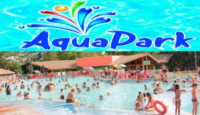 Aqua Park abre temporada neste sábado, Veja como vai funcionar em Fátima do Sul