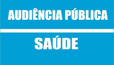 Vicentina realiza audiência pública da Saúde nesta sexta-feira, Confira o Edital