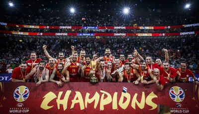 Basquete espanhol ganha título da Copa do Mundo da FIBA e se torna exemplo a ser seguido pelo Brasil