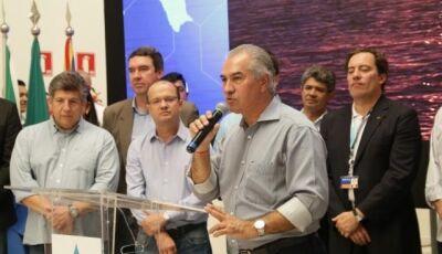 Obras em saneamento vão passar de R$ 400 milhões, diz governo de MS