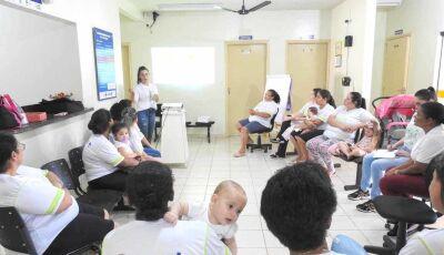 Acadêmicos de Nutrição participam de projeto da Atenção Básica em Nova Andradina