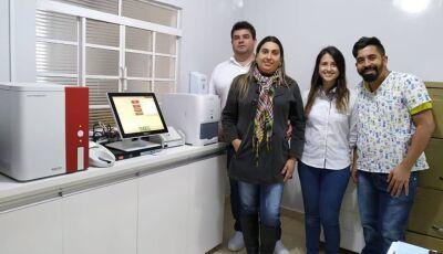 Cia do Bicho agora com laboratório para exames hematológicos e bioquímicos em Fátima do Sul