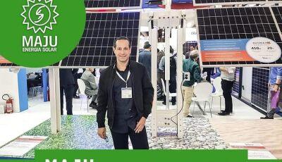 Maju Energia Solar chega com auxílio técnico do SENAI e variedade no financiamento em Fátima do Sul