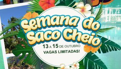 'Semana do Saco Cheio' é no Campo Belo Resort, Confira o pacote e faça sua reserva