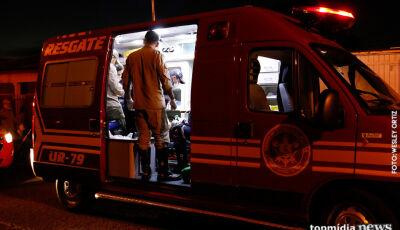 Motociclista invade pista, bate em carro e morre em Campo Grande