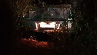 Cantor sertanejo morre após carro bater em árvore em rodovia de MS