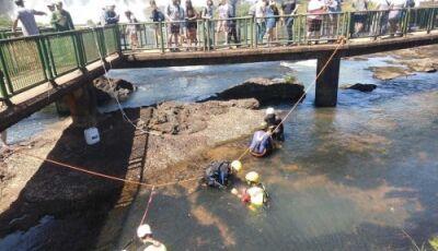 Mais de 300 quilos de moedas foram recolhidos nas Cataratas