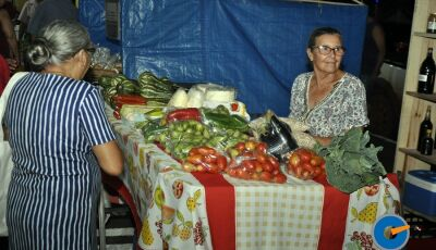 'Feira Livre' supera expectativas, VEJA FOTOS em Vicentina