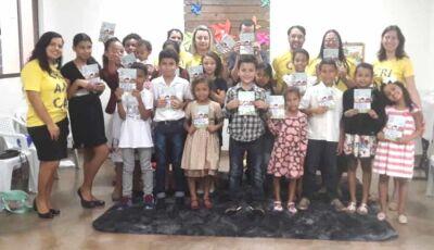 Adventistas dizem NÃO ao abuso de crianças em Fátima do Sul