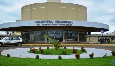 Estado repassa R$ 5,5 milhões para a saúde de Coxim e mantém pagamentos em dia