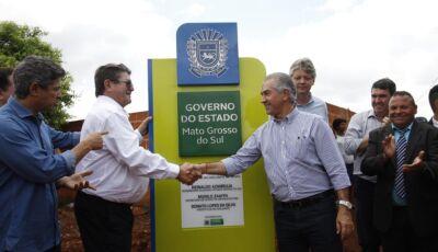 Em aniversário, Governo presenteia Rio Brilhante com R$ 30 milhões em obras