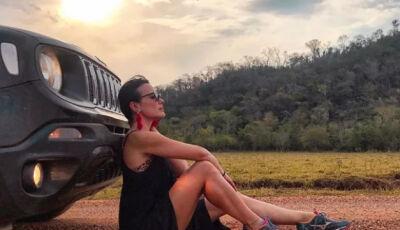 Juliana Knust encerra viagem por Bonito (MS), 'Foi lindo, foi mágico'