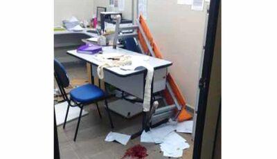 Paciente em surto esfaqueia enfermeiro em Campo Grande