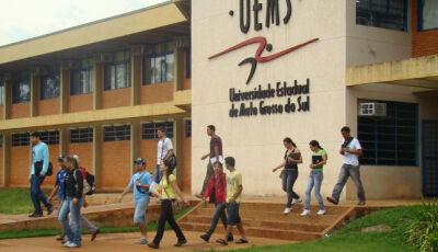 UEMS abre concurso para vagas com salário de até R$ 7 mil