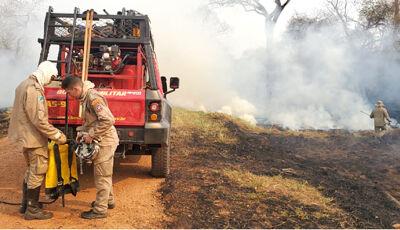 Estado de MS decreta situação de emergência que abrange 9 municípios atingidos pelas queimadas