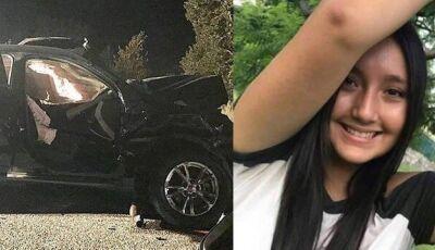 Bombeiro atende a chamado de acidente que matou cantora e descobre a filha também morta