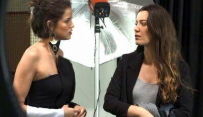 Em 'A dona do pedaço', Josiane tenta matar Fabiana