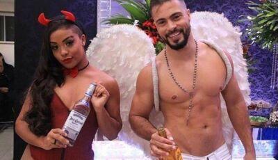 Tequileira de festa da OAB em Nova Iguaçu nega 'striptease: 'Não faria nada vulgar'; fotos