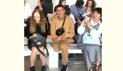Vicentinense é destaque na São Paulo Fashion Week