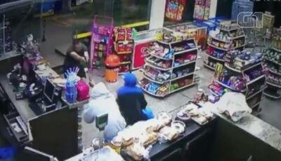 Policial de Naviraí evita assalto e troca tiros com ladrões