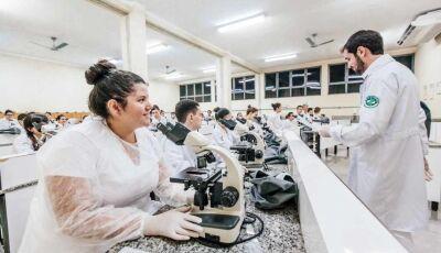 Jornada de Biomedicina vai abordar diversas áreas de atuação do profissional