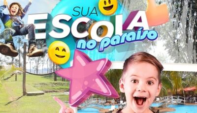 Alô Escolas, organizem suas caravanas e bora para o Campo Belo Resort, Confira