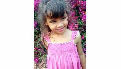 Familiares da menina Mariah relatam sofrimento e riscos que a pequena vem enfrentando.