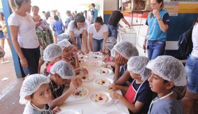 Comunidade da região do Jardim Guaicurus participa da Ação Social UNIGRAN Dourados