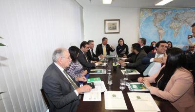 Bancada federal de MS define onde serão aplicados os R$ 247,6 milhões