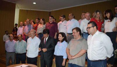 VICENTINA: Prefeito garante recurso de R$ 150 mil para aquisição de equipamento a Hospital Municipal