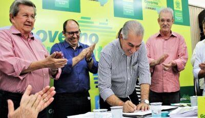 Governador libera emenda para estruturar curso de Arquitetura e Urbanismo em Naviraí