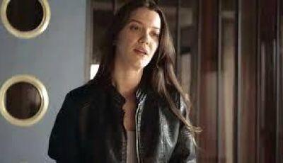 Fabiana fica irada com o sucesso da nova confeitaria de Maria da Paz e tenta destruir a boleira