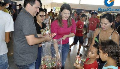 Confira as FOTOS da festa das crianças realizada em Vicentina