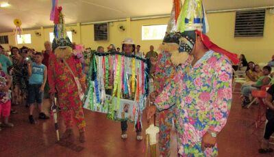 Em Vicentina, equipe de Santo Reis já organiza preparativos para saída da bandeira na noite de Natal