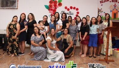 Veja as FOTOS do VII Chá das Mulheres com participação de várias Igrejas em Culturama